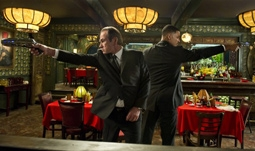 Tommy Lee Jones & Will Smith in Men In Black 3