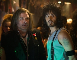 Alec Baldwin & Russell Brand in Rock of Ages