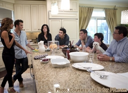 Danielle, Kevin & the Jonas Family on Married to Jonas