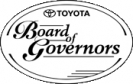 Toyota's Board of Governors