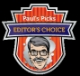 Editor's Choice on Paul's Picks