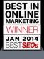 Best in Online Marketing