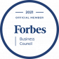 Official Member of Forbes Business Council