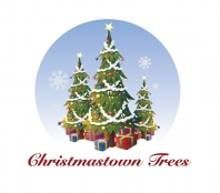 Christmastown Trees History