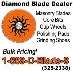 Diamond Blade Dealer History