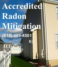 Accredited Radon Mitigation Testing Removal History