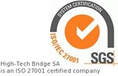 High-Tech Bridge SA History