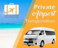 Cancun Airport Transportation History