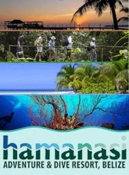 Hamanasi Belize Hotel & Resort Overview