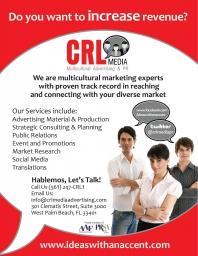 CRL Media Overview