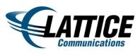 Lattice Communications Overview