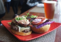 Napa Valley Burger Company Overview
