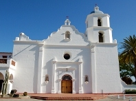 Old Mission San Luis Rey Overview