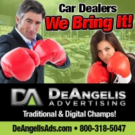 DeAngelis Automotive Advertising Agency Overview