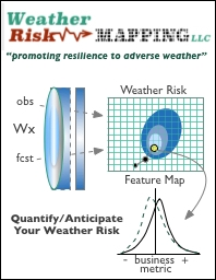 Weather Risk Mapping, LLC Overview