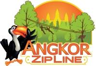 Angkor Zipline Overview