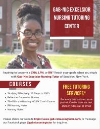 Gab-Nic Excelsior Nursing Tutoring Center Overview