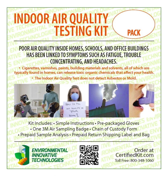 Beautiful Indoor Air Quality Test Kit Pictures - Decoration Design ...