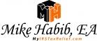 Mike Habib, EA Tax Relief Services Logo