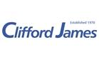 Clifford James Logo