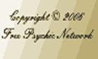 Free Psychic Network Logo