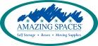 Amazing Spaces Storage Centers Logo