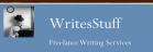 WritesStuff Freelance Writing Services