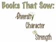 Books That Sow: Strength, Character & Diversity, DBA Logo
