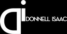 Donnie C/ Donnell Isaac Logo