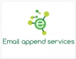 Email Append Services