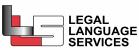 Legal Language Services