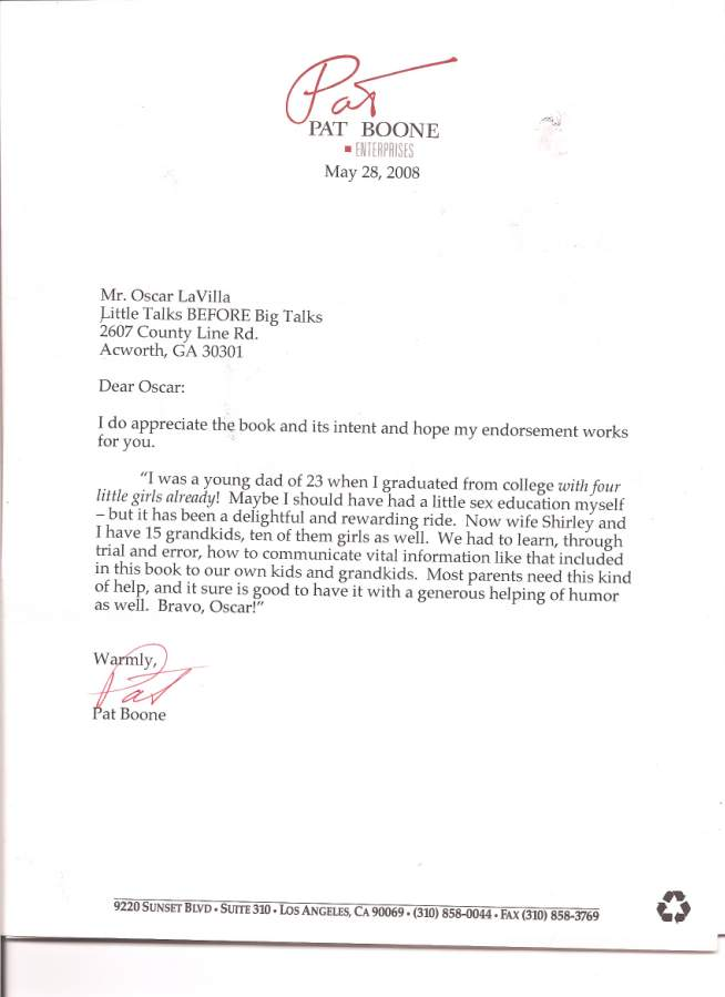 Example of Endorsement Letter Candidate http://www.pr.com/press-release/89198