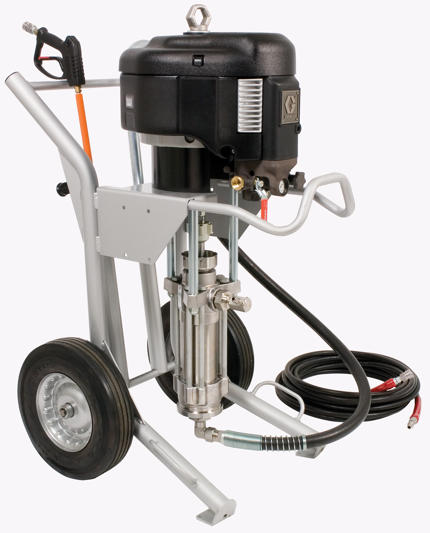 Graco Inc Launches New 4500 Psi Hydra Clean Pressure