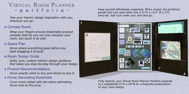 Recession creates holiday bargains with online interior design and e decorating for Online interior design portfolio