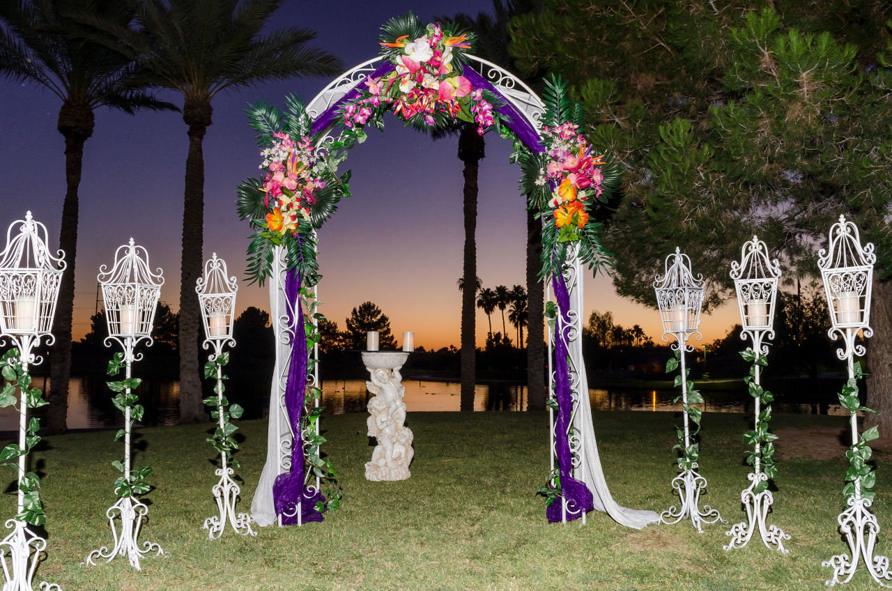 Affordable Wedding Chair Decorations