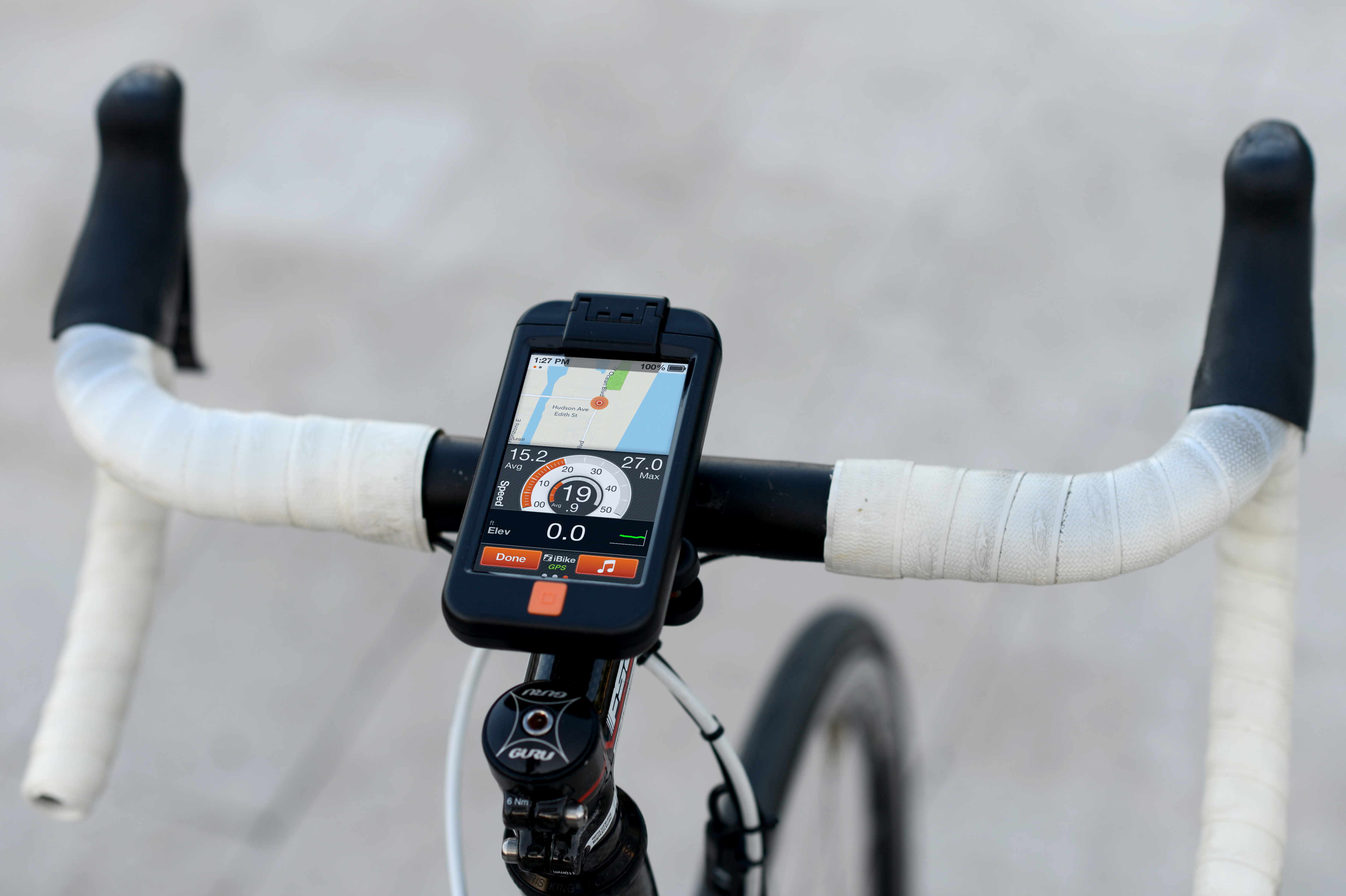 Ibike Announces New Bike Computers For Iphone 5 4s 4 Ibike Gps