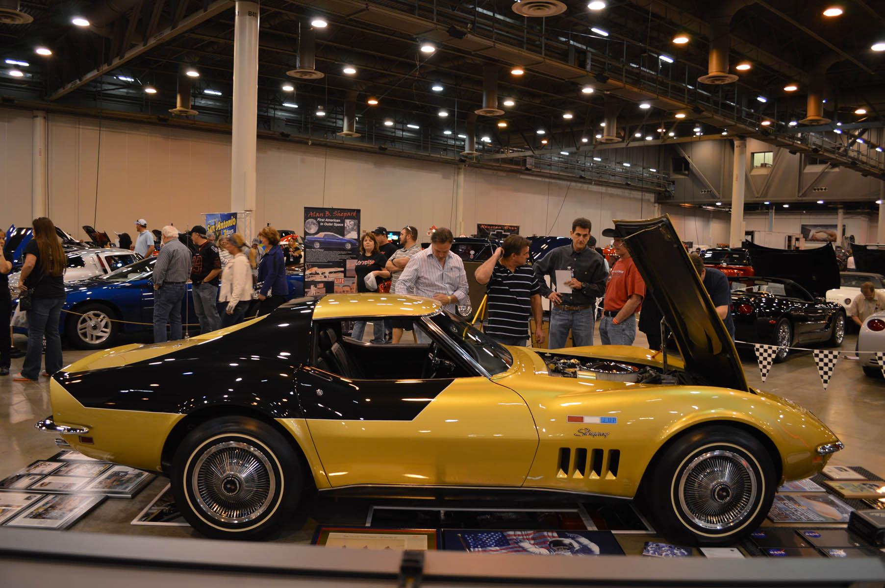 37th Corvette Chevy Expo Returns To Houston Pr Com