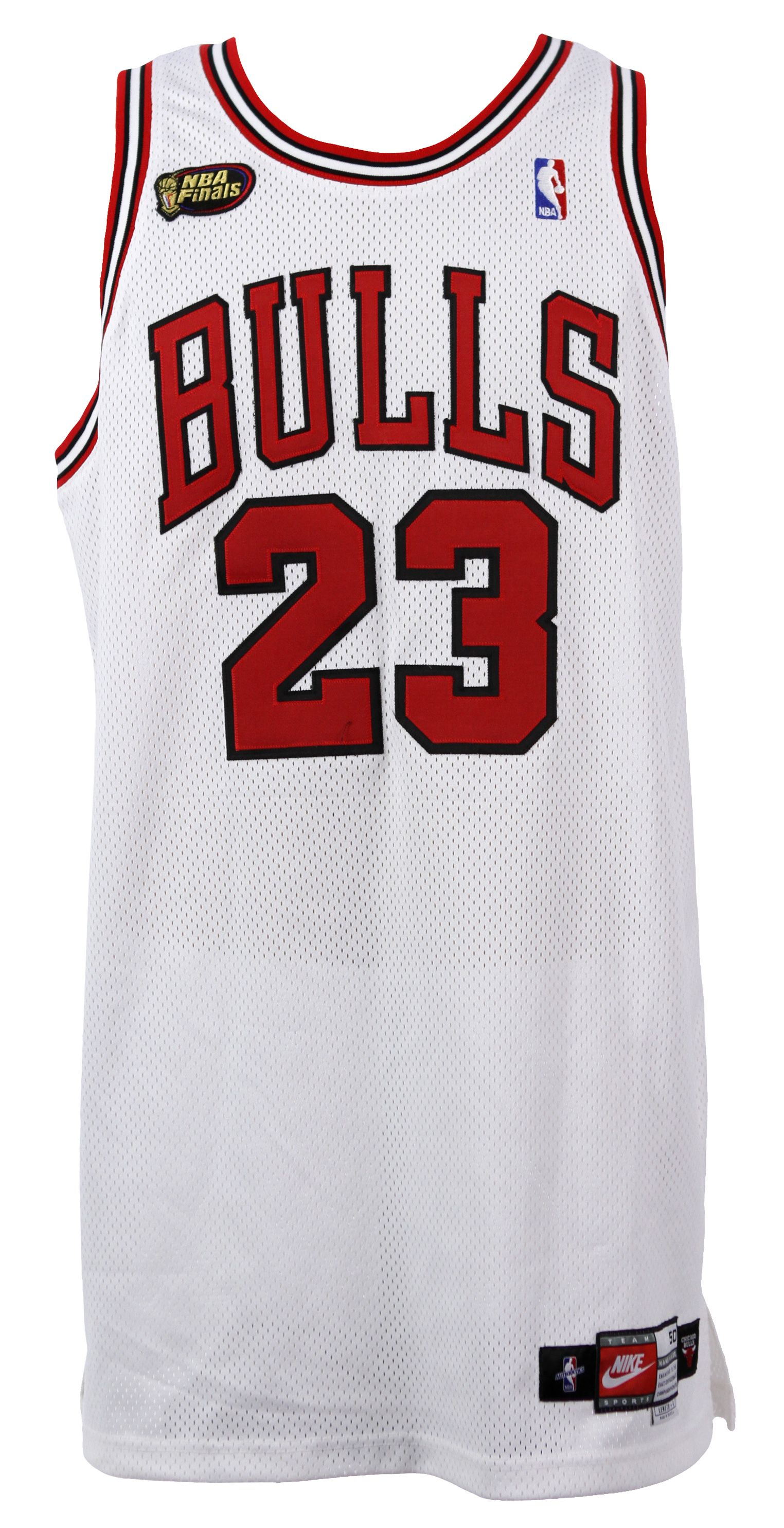 info for 0cee0 05d79 Most Valuable Michael Jordan Game Worn Jersey Uncovered - PR.com