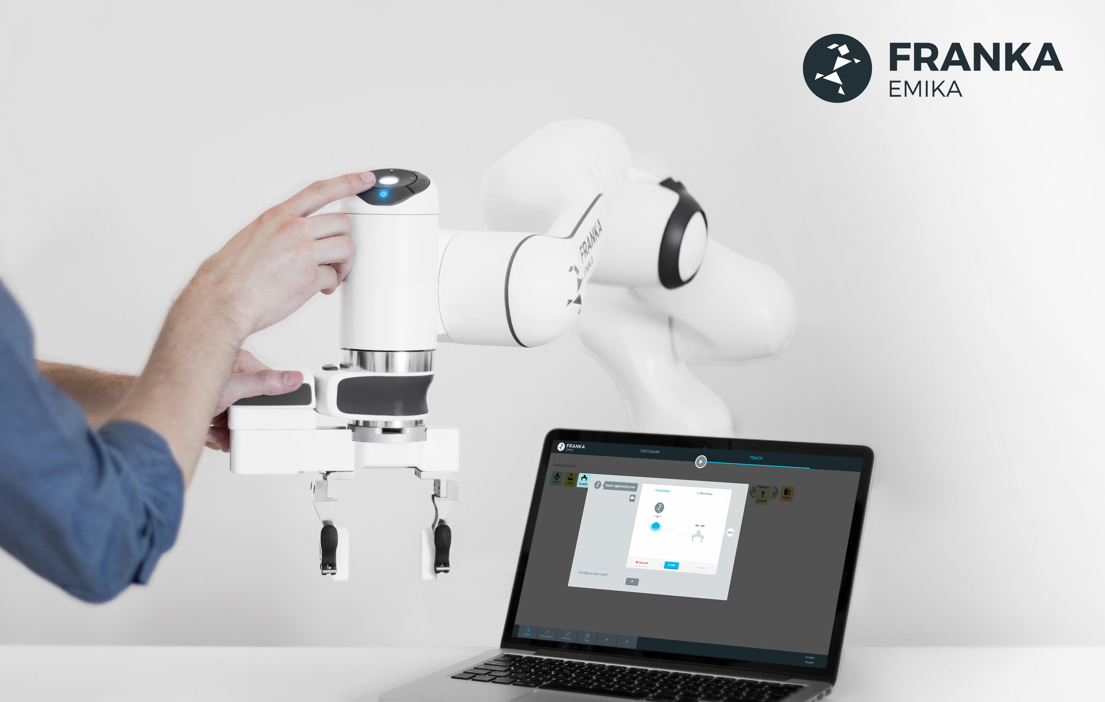 franka emika  everybody u2019s robot