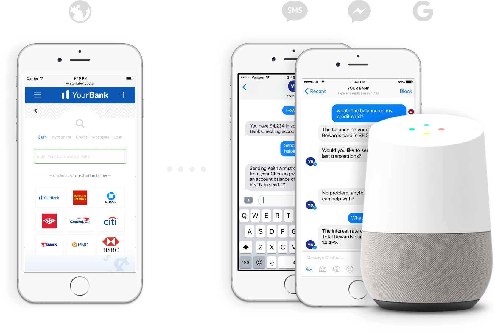 Abe Releases Linc, a White-Label Money Management Chatbot