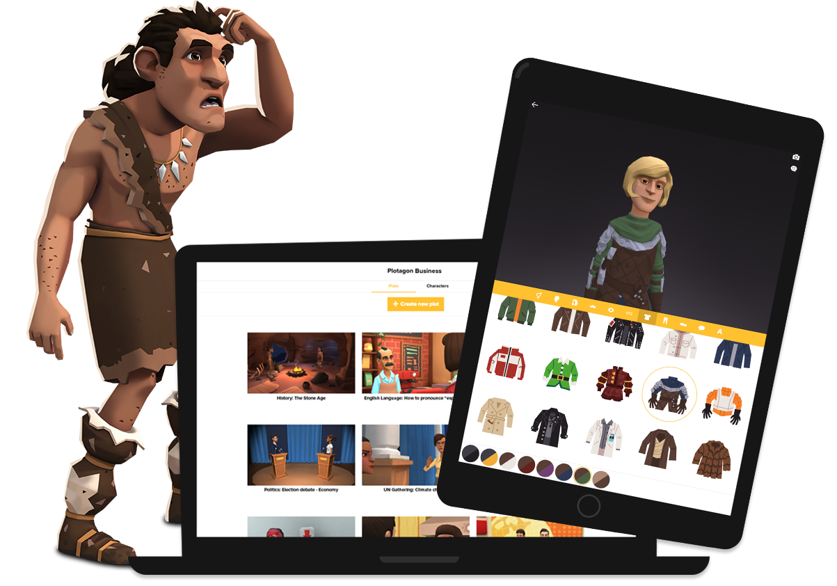 Plotagon Brings Its Award Winning Animation App to