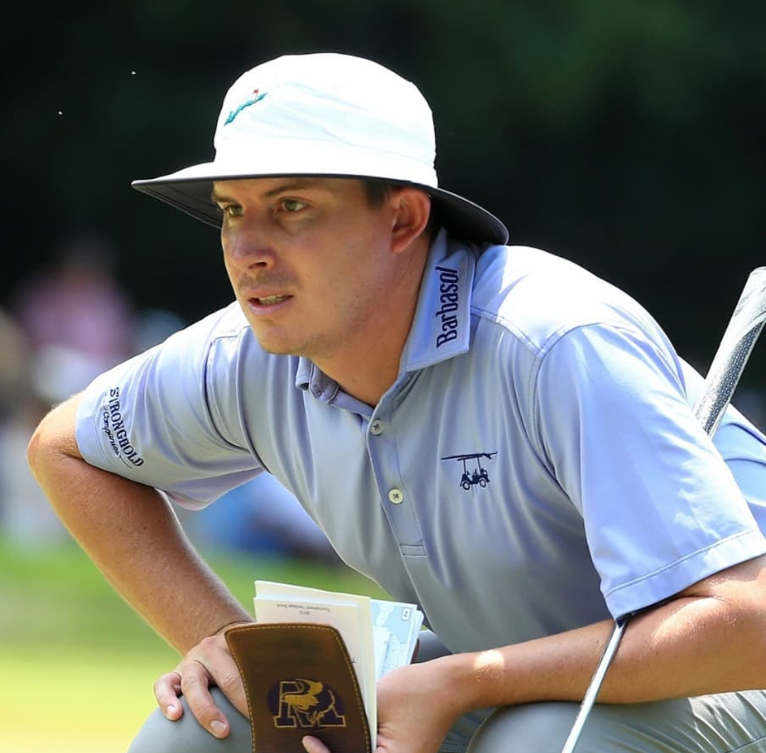 bald head blues pro staffer joel dahmen s golf season expands to
