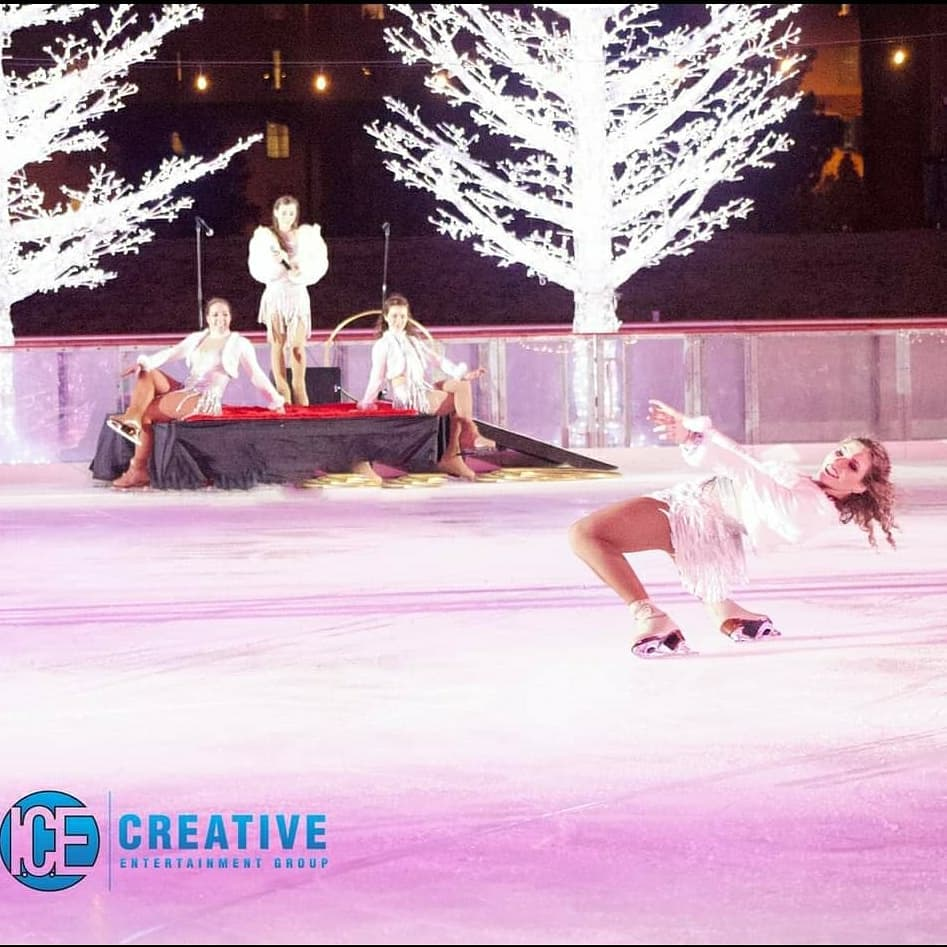Ice Creative Entertainment Brings Back Live Shows This Holiday Season