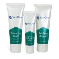 Instead of Baking in the Sun This Summer Choose SensiClear for Clear, Radiant Skin