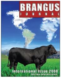The International Brangus Breeders Association Announces International Issue of the Brangus Journal