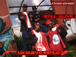 The Group Called Still Alive Debuts in the USA on Latin T.V.