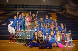Dance Connection Sweeps Regional Competition