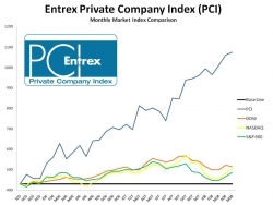 Entrepreneurs Fight Back; Index of Private Company Revenue Presents Trends Contrary to Recession