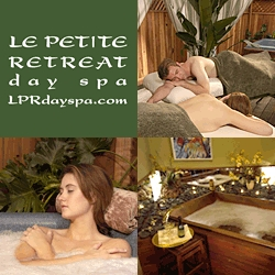 Free Gas Cards - Relief at Last from LA's Le Petite Retreat Day Spa