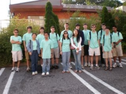 NC Students Place Third in Nation at ARML Competition